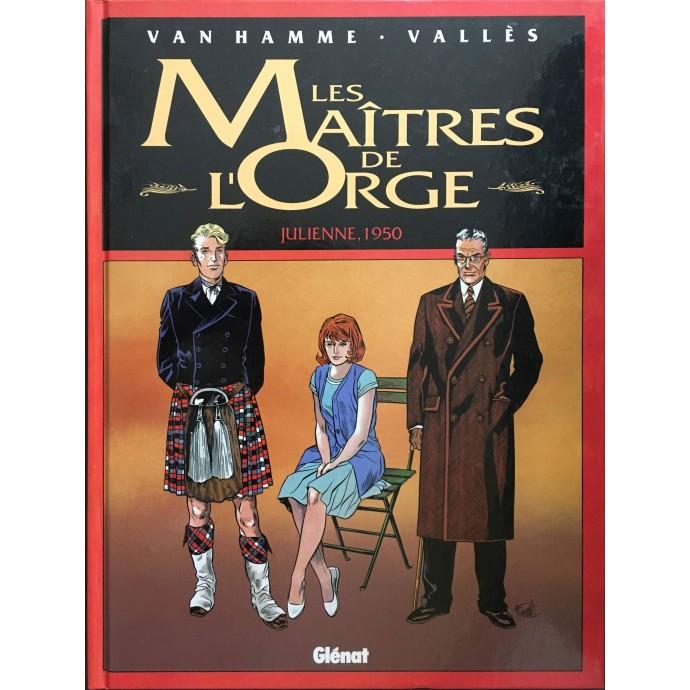 Maîtres de l'Orge (les) - Julienne, 1950 - EO 1996 - 1