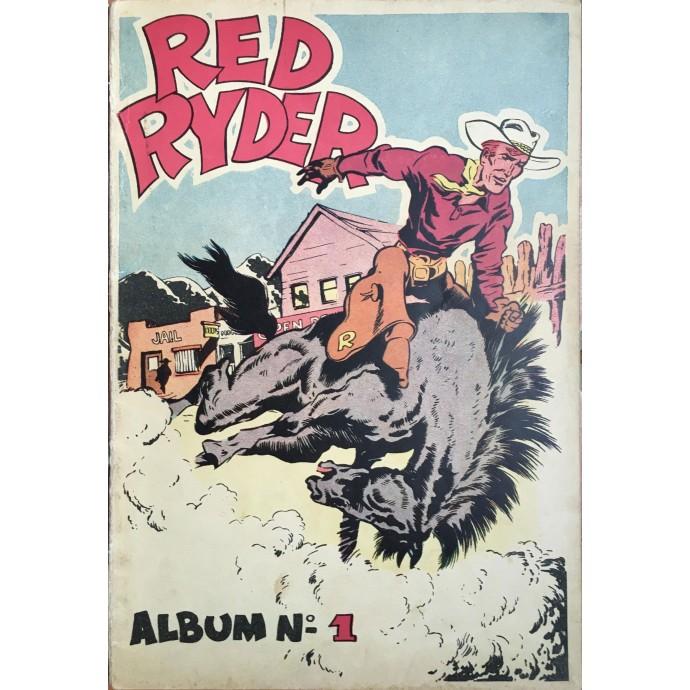 Red Ryder - Album n°1 - EO 1948 - 1