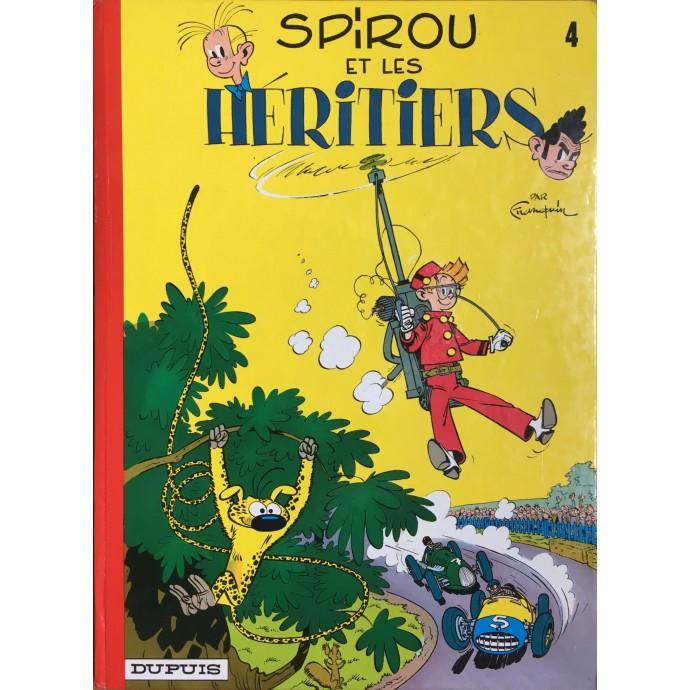 Spirou et Fantasio - Spirou et les héritiers - 1974 - 1