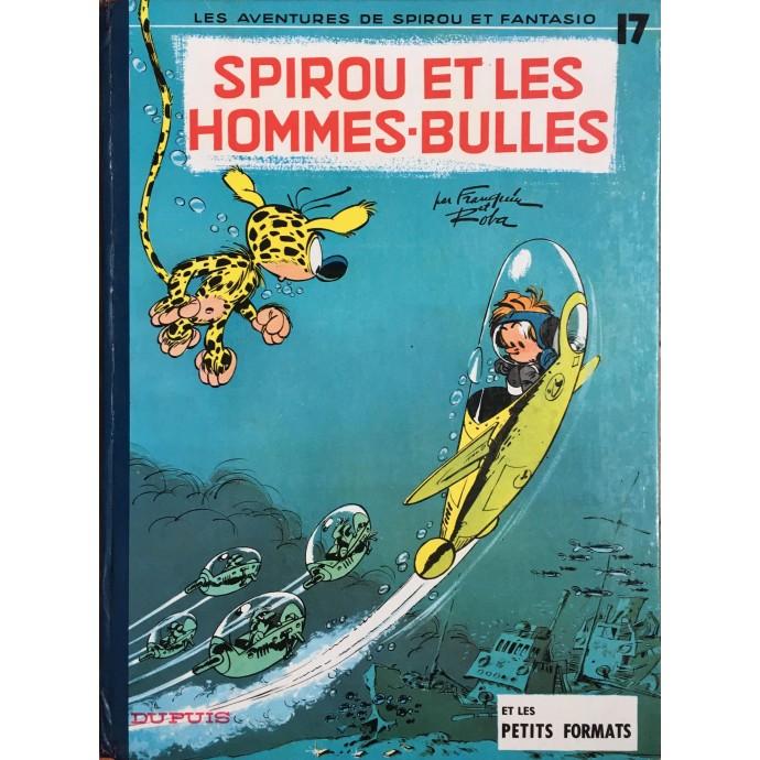 Spirou et Fantasio - Spirou et les hommes-bulles - 1964 - 1