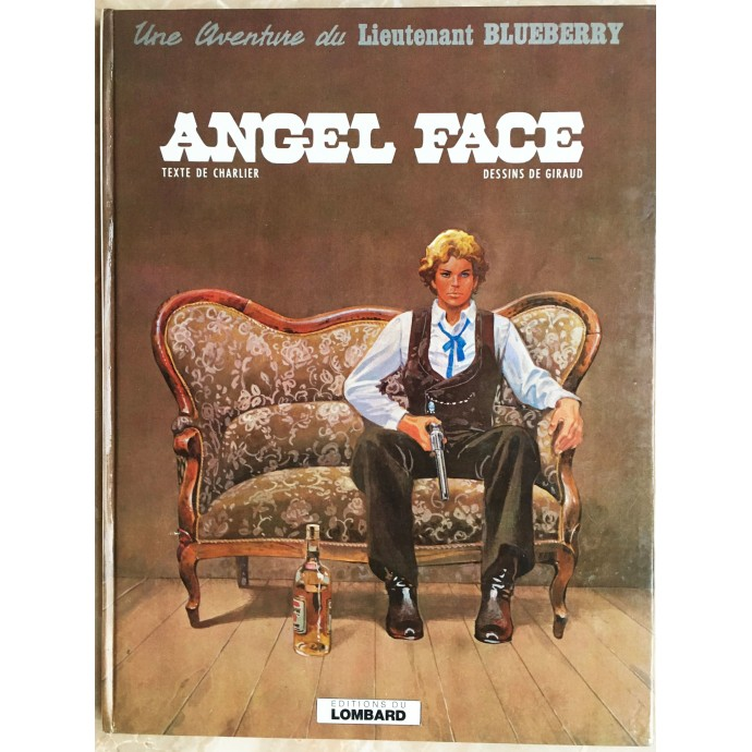 BLUEBERRY - Angel Face - EO 1975 - 1