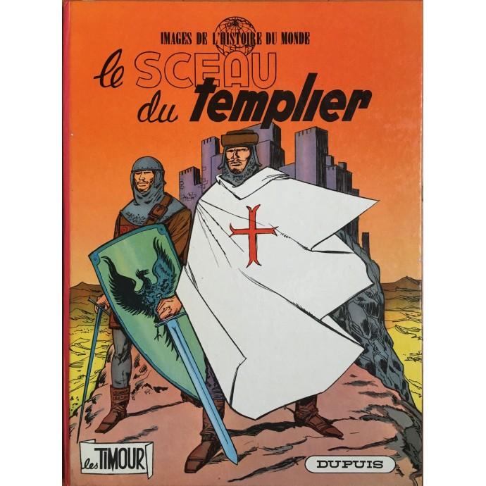 Timour - le Sceau du Templier - EO 1967 - 1