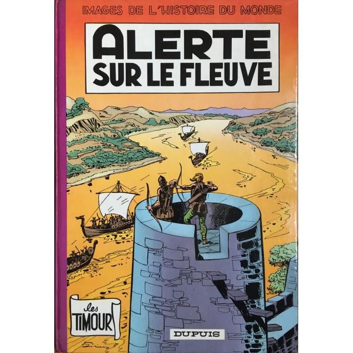 Timour - Alerte sur le fleuve - EO 1964 - 1