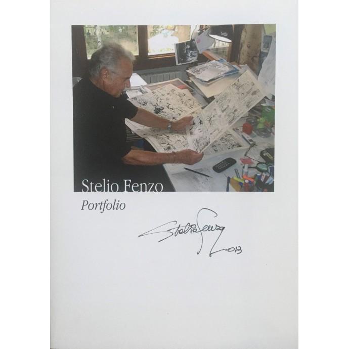Jungla- Stelio FENZO - TL 2013 + Ex-libris +Puzzle - 2