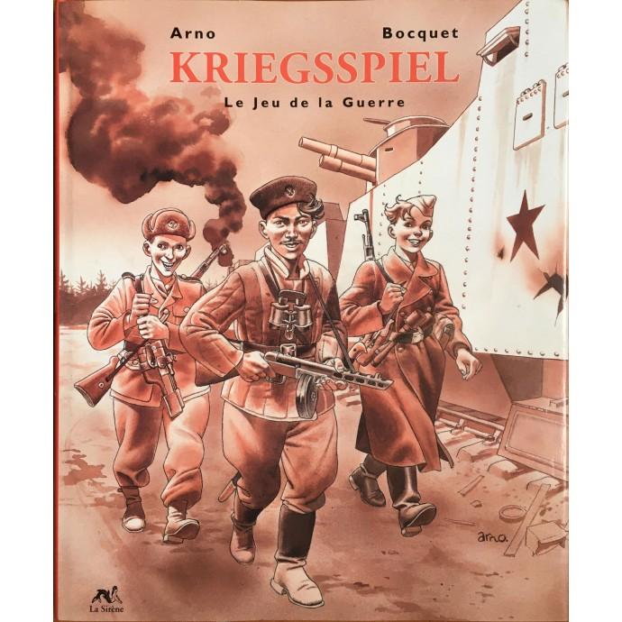 Kriegsspiel - Le Jeu de la Guerre- 1992 - 1