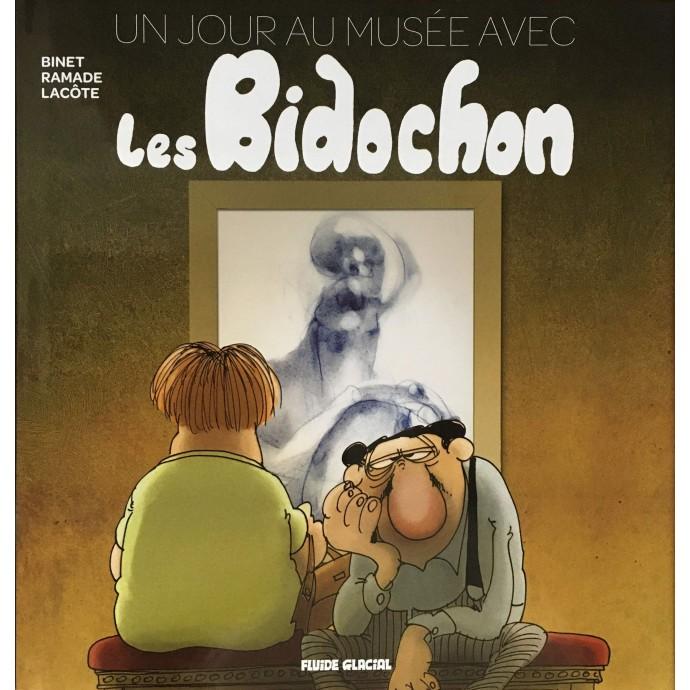 Bidochon (les) - Un jour au musée - EO 2013 - 1
