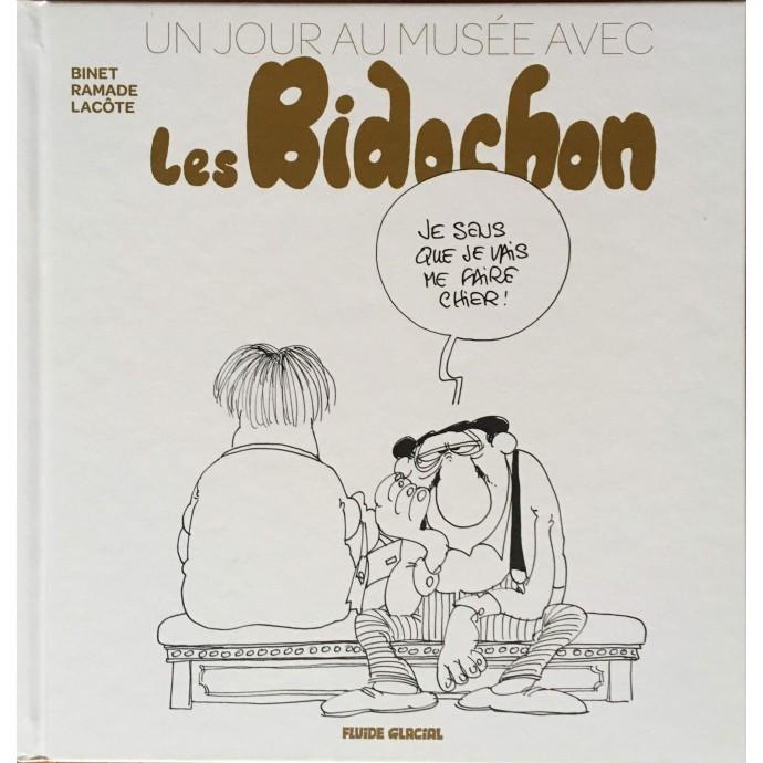 Bidochon (les) - Un jour au musée - EO 2013 - 2