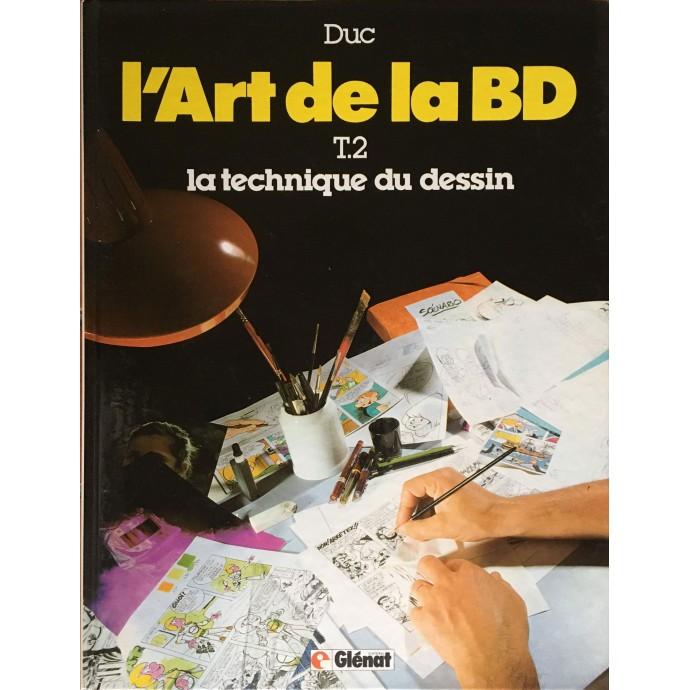 Art de la BD (L') - Duc - Tomes 1et 2 - 2