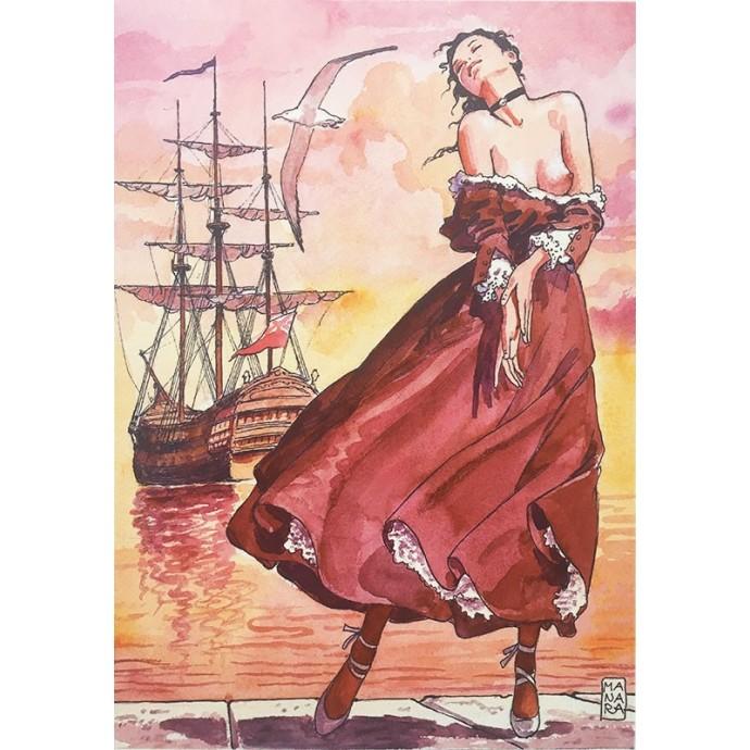Manara - Galerie - Gallery of covers - TL 2000 - 3