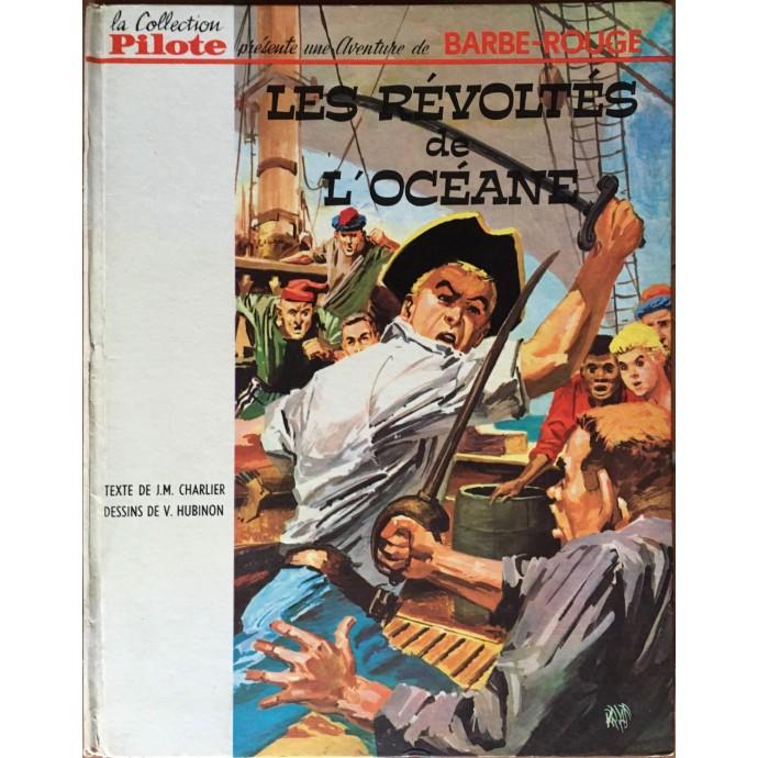 Barbe Rouge - Les Révoltés de l'Océane - EO 1965 - 1
