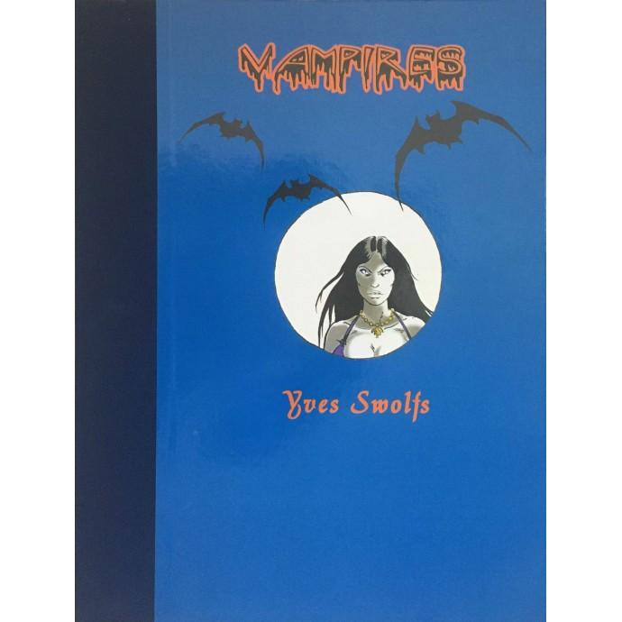 Prince de la nuit - Vampires - Portfolio 2001 - 1