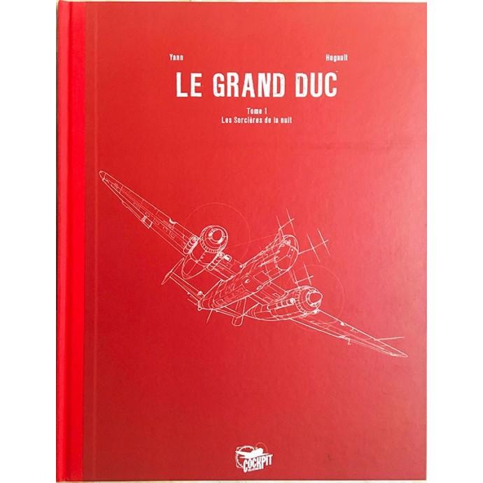 Le Grand Duc - Les Sorcières de la nuit -Tome 1 - TL 2011 - 1