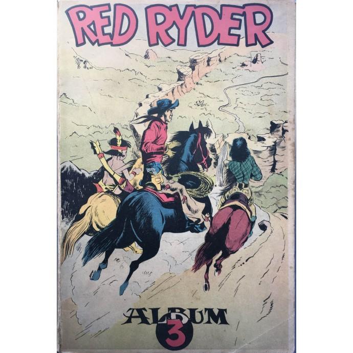 Red Ryder - Album n°3 - EO 1950 - 1