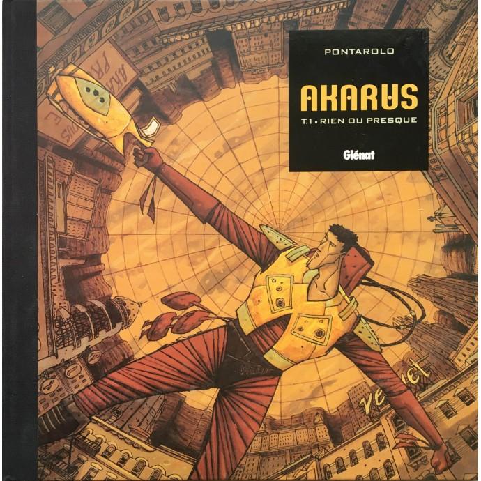 Akarus - Rien ou presque - EO 2002 - 1
