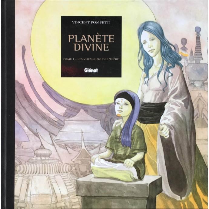 Planète Divine - Les voyageurs de l'esprit - EO 2002 - 1