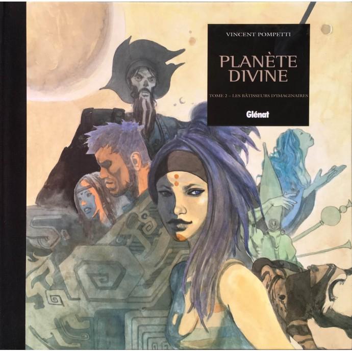Planète Divine - Les bâtisseurs d'imaginaires - EO 2003 - 1