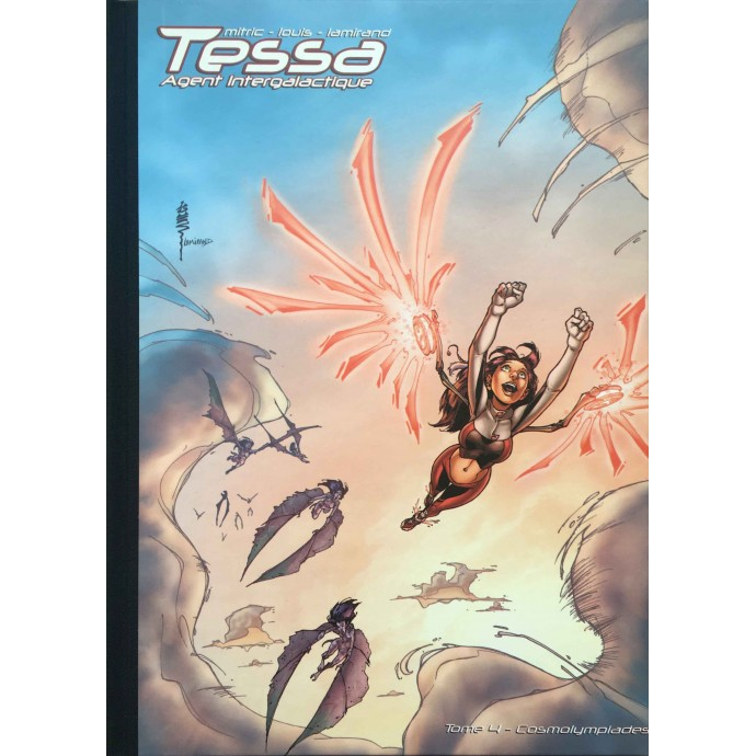 Tessa - Cosmolympiades - TL 2007 + portfolio - 1