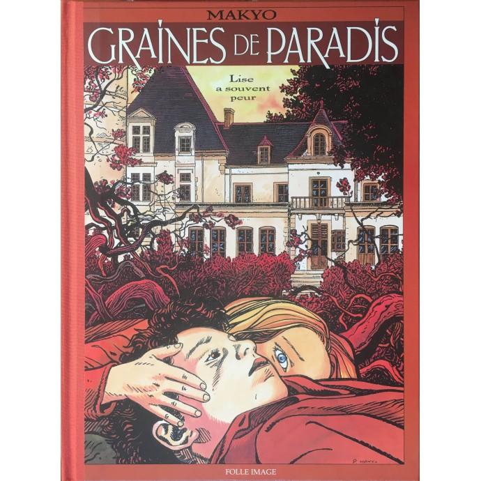 Graines de Paradis - Lise a souvent peur - TL 2000 - 1