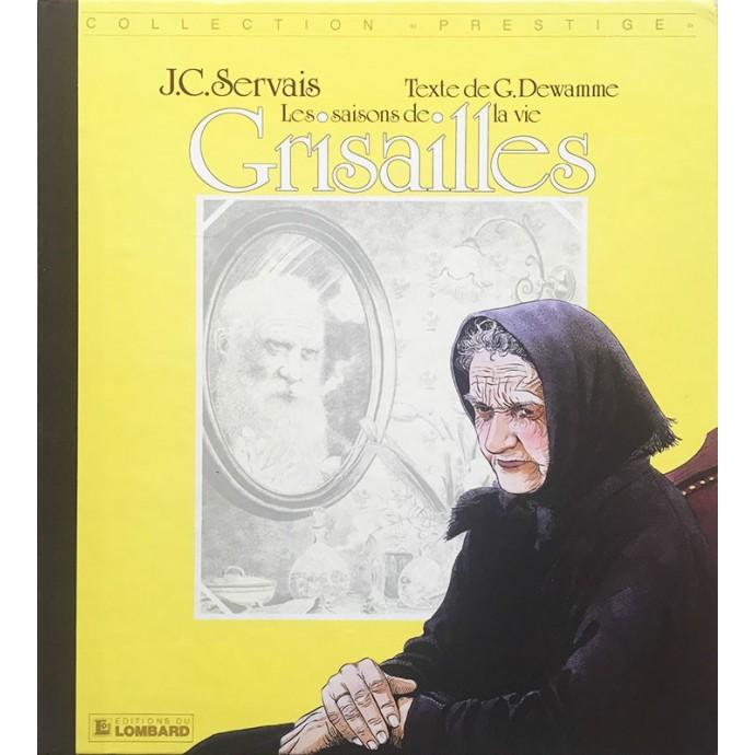 Saisons de la vie (les) - Grisailles - EO 1986 - 1