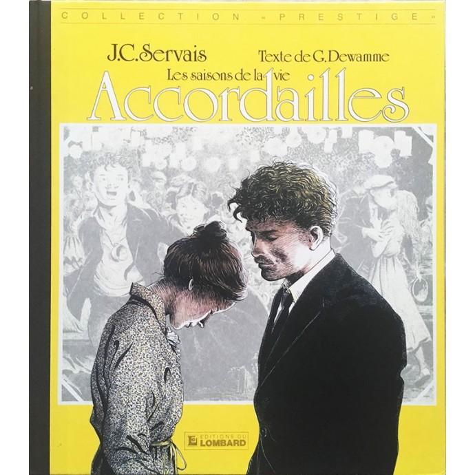 Saisons de la vie (les) - Accordailles - EO 1985 - 1