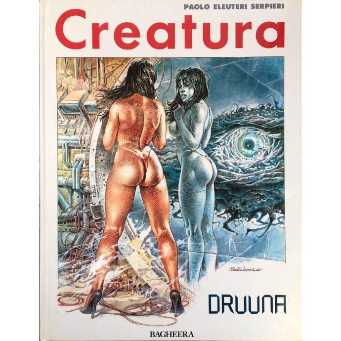 Druuna - Creatura - EO 1990 - 1