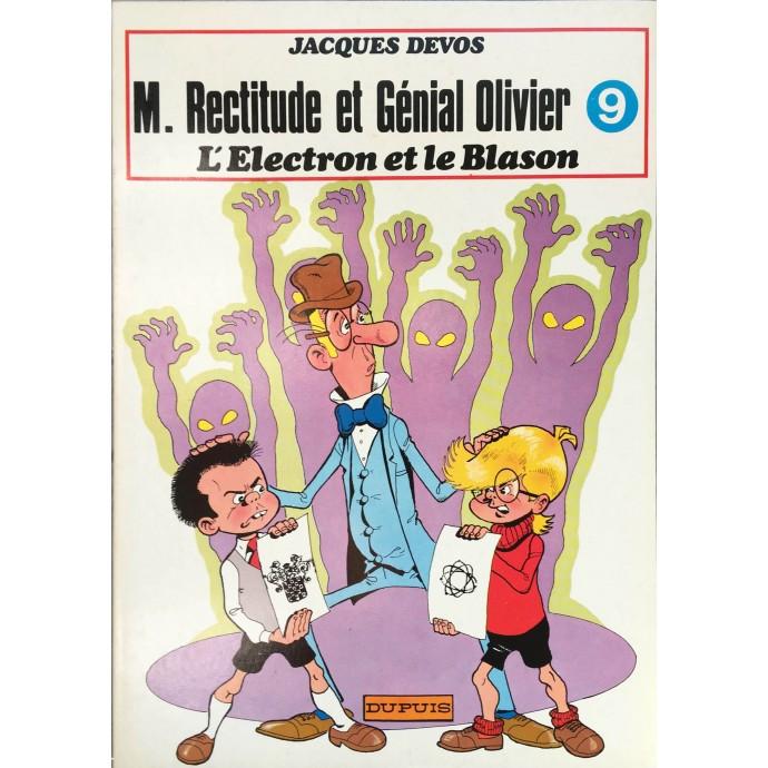Génial Olivier - l'Electron et le Blason - EO 1981 - 1
