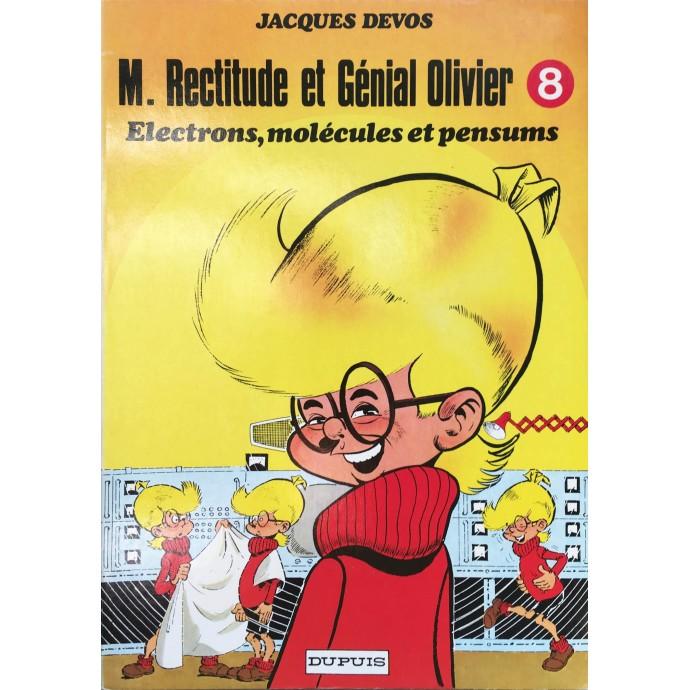Génial Olivier - Electrons, molécules et pensums - EO 1980 - 1