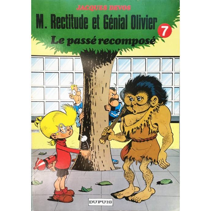 Génial Olivier - Le passé recomposé - EO 1979 - 1
