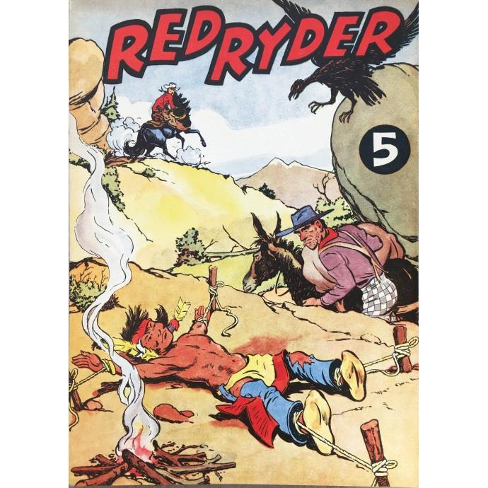 Red Ryder - Album n°5 - EO 1952 - 1