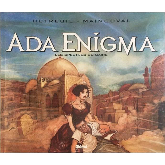 Ada Enigma - Les Spectres du Caire - EO 2000 - 1