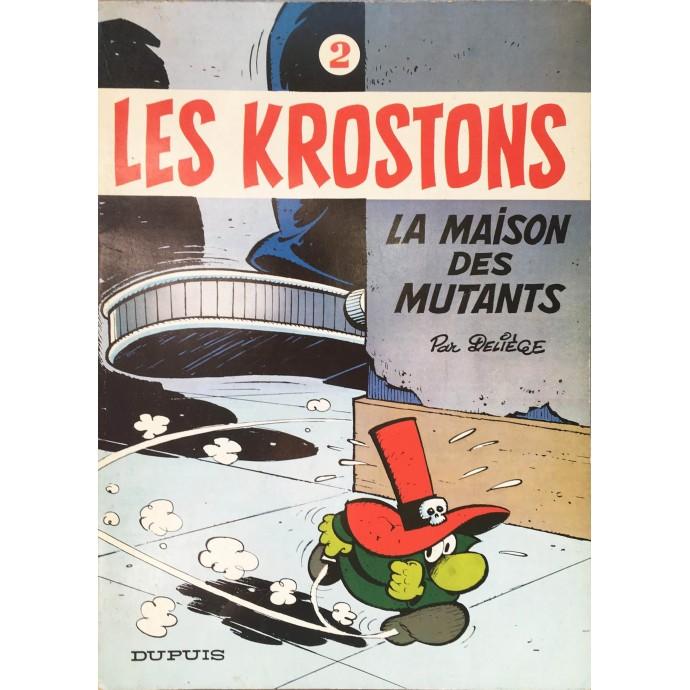 Krostons (les) - La maison des mutants - EO 1979 - 1