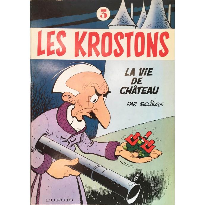 Krostons (les) - La vie de château - EO 1982 - 1