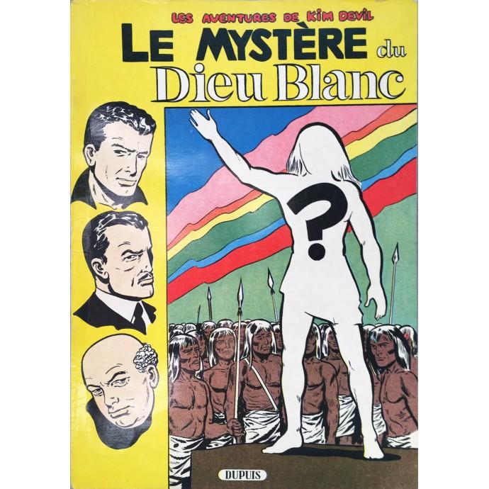 Kim DEVIL - Le mystère du Dieu Blanc - EO 1957 - 1