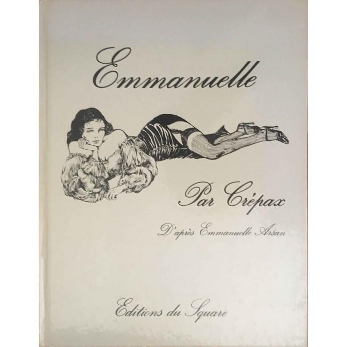 Emmanuelle - Crépax - EO 1979 - 1