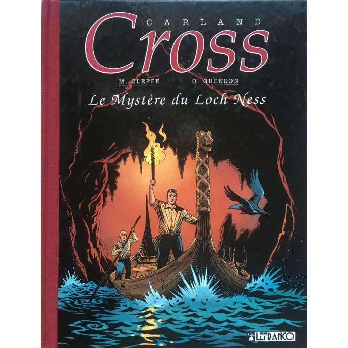 Carland Cross - Le Mystère du Loch Ness - TL 1995 - 1