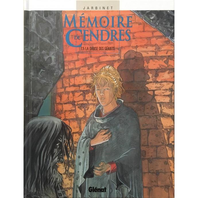 Mémoire de Cendres - La Danse des Géants- EO 1999 + jaquette - 2