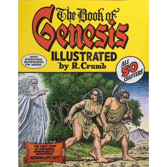 Genesis (The Book of) - Crumb - TL 2009 + jaquette - 1