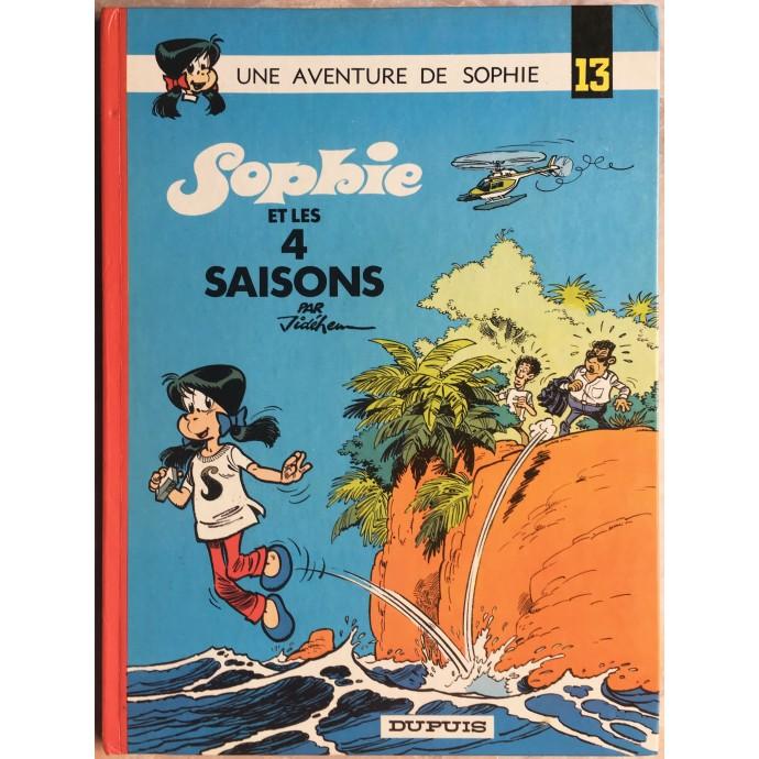 Sophie EO 1978 Sophie et les 4 saisons