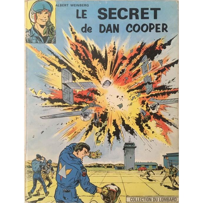 Dan Cooper - le Secret de Dan Cooper - EO 1965 - 1