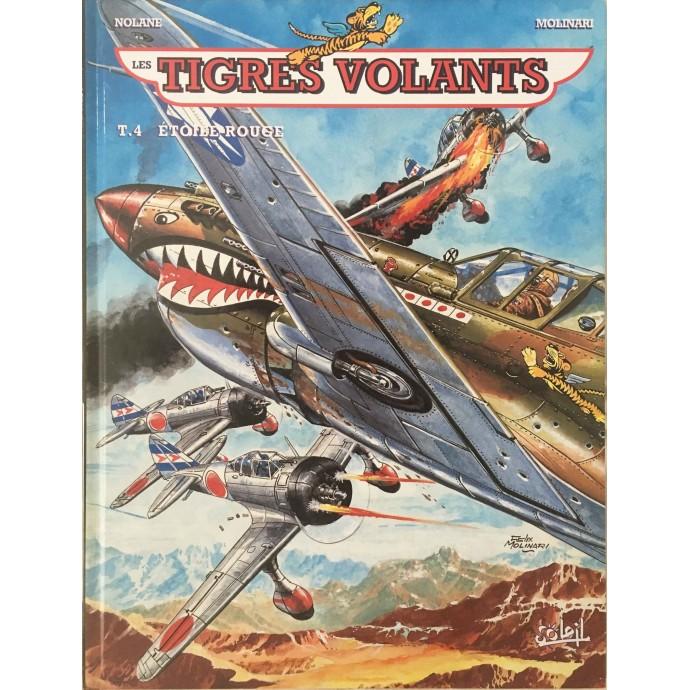 Tigres Volants (les) - Etoile rouge - + Dédicace - 1