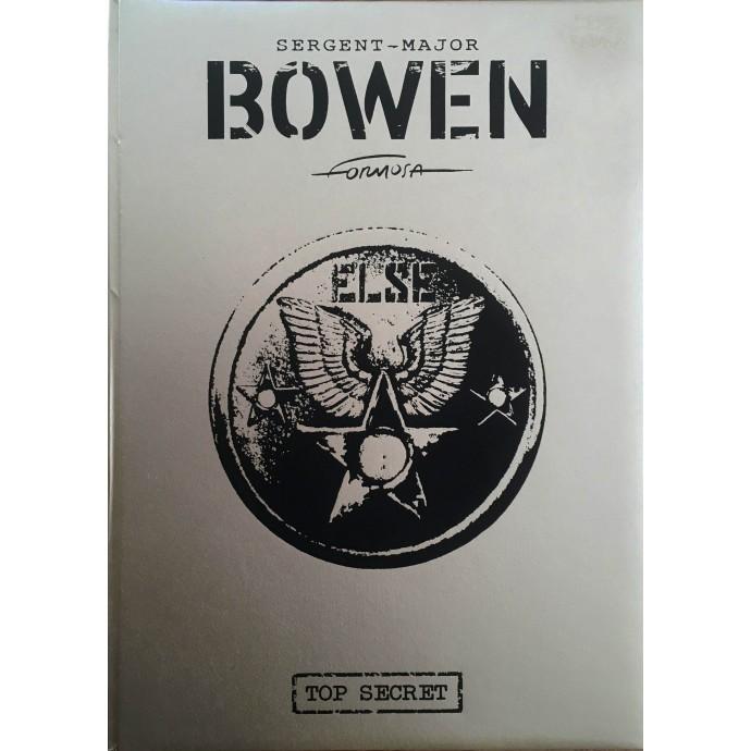 Bowen - L'homme le plus haut - TT Gold - 2011 - 1
