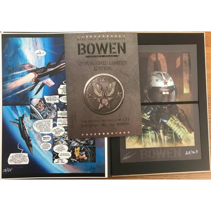 Bowen - L'homme le plus haut - TT Gold - 2011 - 3