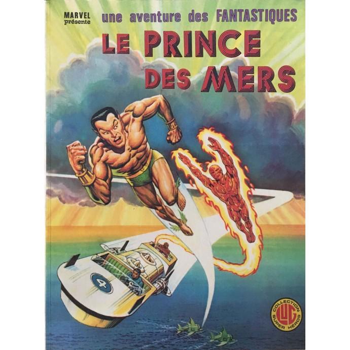 Fantastiques (les) - Le Prince des mers - EO 1978 - 1