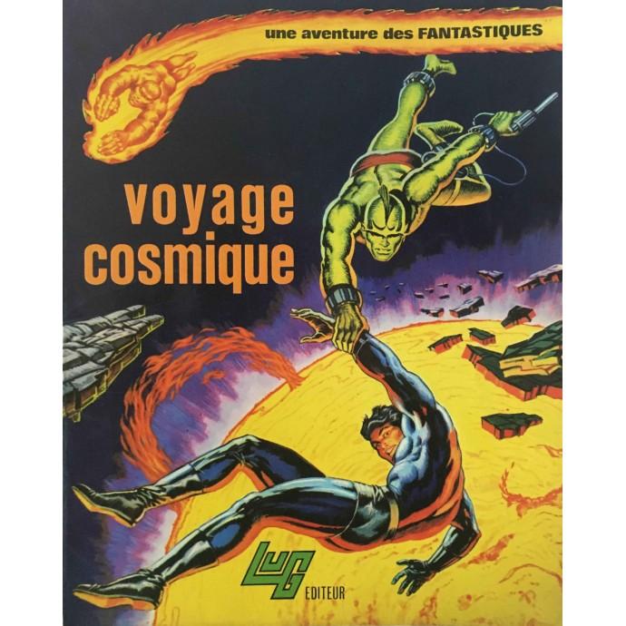 Fantastiques (les) - Voyage cosmique - EO 1974 - 1