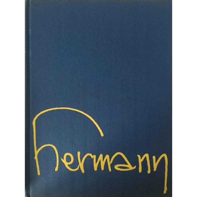 Hermann - Artbook - EO 1982 + jaquette - 2