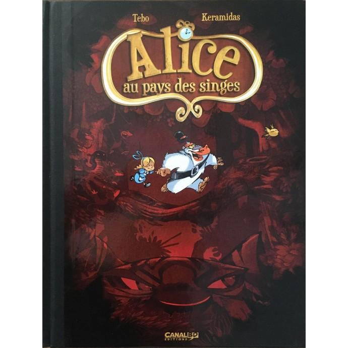 Alice au pays des singes - Tome 1 - TL 2012 - 1