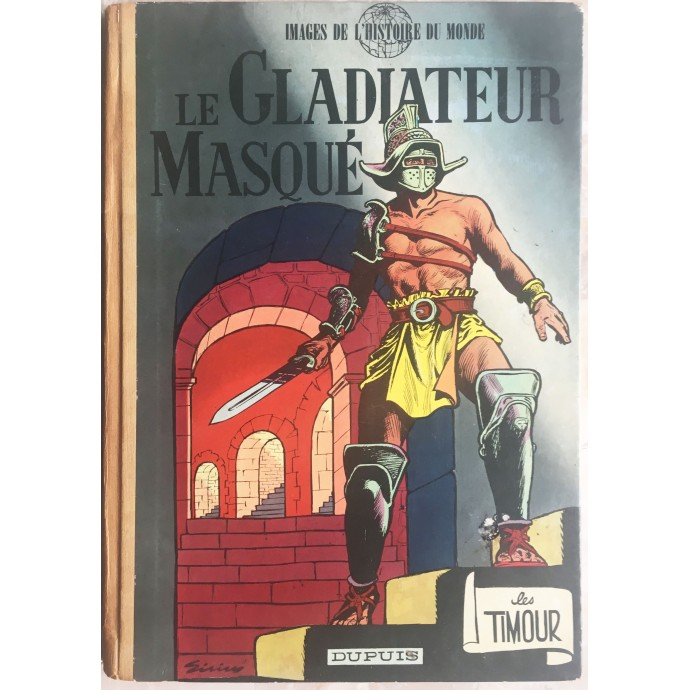 Timour (les) EO 1959 Le Gladiateur masqué