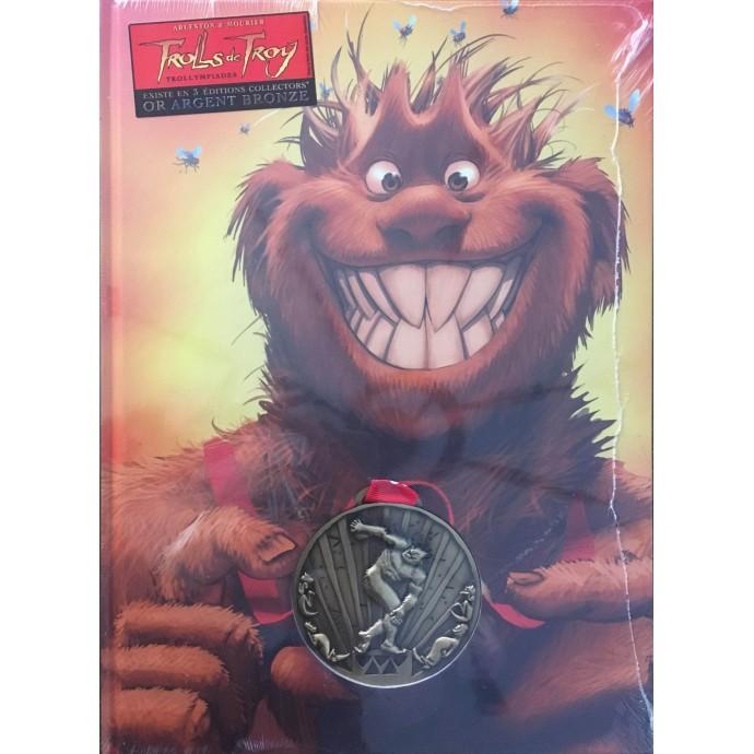 Trolls de Troy - Trollympiades - Collector avec médaille Or - TL 2008 - 1