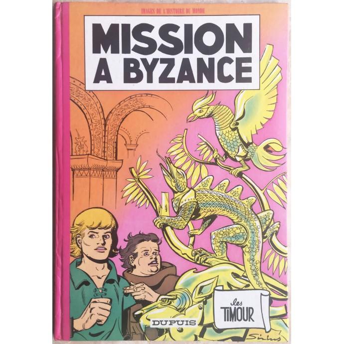 Timour (les) EO 1962 Mission à Byzance