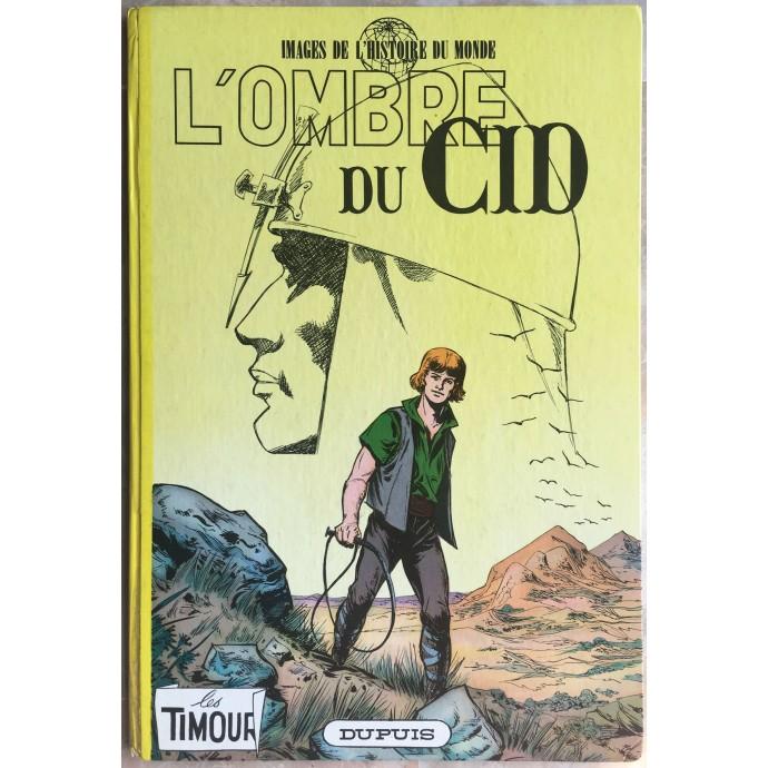 Timour (les) EO 1965 L'ombre du Cid